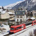 Chamonix Train